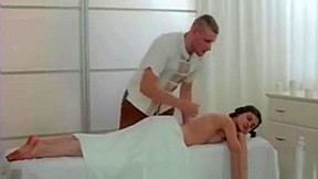 Oil massage creep...