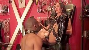 British on black sub slave...
