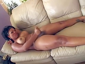 Lovely solo with cumshot...