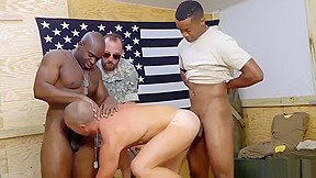 Army men naked fake first time staff sergeant...