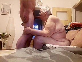 Granny is a whore...