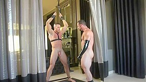 Hot rubber couple...