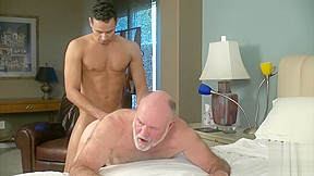 Mighty fuck 70 year old handsome daddy flip...