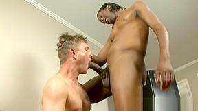 Submissive white boy kody rean sucks dick...