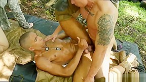 Image military gay jungle pulverize fest...