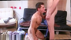Kevin hot boy on butt and twink gang...