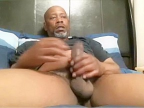 Jacking off in bed...