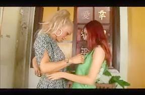 Blonde loves sweet slit...