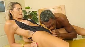Black her ass...