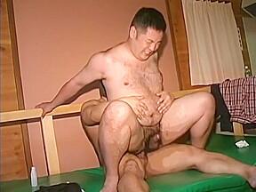 Masked japanese anal 4...
