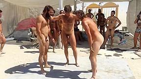 Fkk nudism activities...
