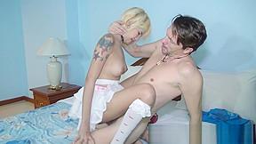 Tall Thai Slutty Pleasure Of Tight Anus
