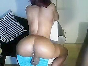 Sexy gets fuck by a musclar black guy...