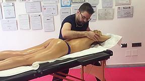 Sexy massage hot massage...