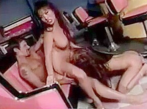 Mia smiles korean hott 3some sex scene...