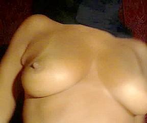 Webcam video shows a masked masturbating...