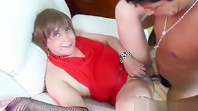 Astonishing porn scene tranny boyfriend hot watch it...