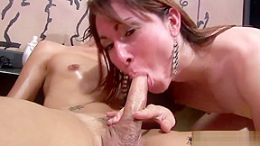 Foursome full of cock sucking and...