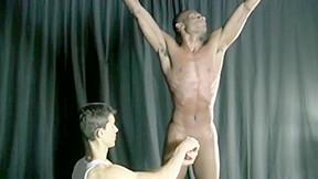 Black slave white master...