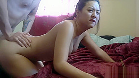 Epic Anal With Korean Goddess