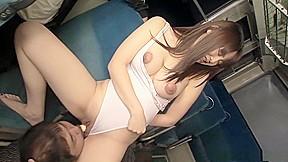 Yayoi Yoshino Masturbates For Her Kinky Captors