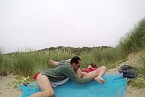 Cool beach...