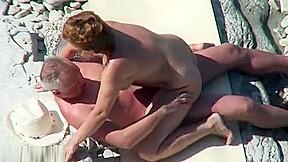 Mature nudist...