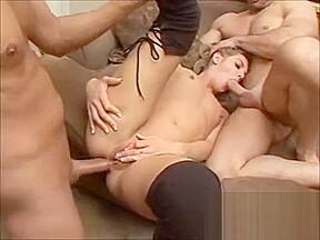 Brianna love takes vicious ass ramming anal ass...