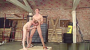 Sean billy a harsh ass lesson in dungeon...