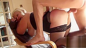 Sex therapist lacey star gets fucked granny ass...