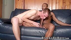 Dylan woods takes black dick...