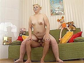 Blonde sex...
