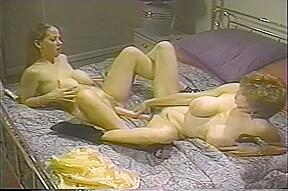 Two one giant dildo...