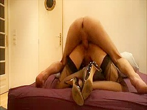 Hot french porn movie with horny couple who...