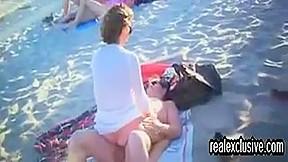 Public nude beach swinger summer 2015...