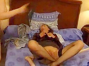Anal games milf and young...