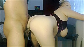 Blonde w fucking bbc...