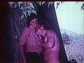 Outdoors porn film...