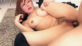 Seductive Lady In Stockings Gets Anal Pounding