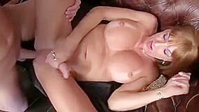 Tits takes raw cock...