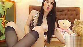 Big ass big tits anal toying...