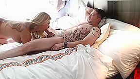 American sexy blonde webcam...