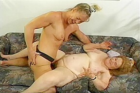 Granny cancels bingo and gets some raunchy action...