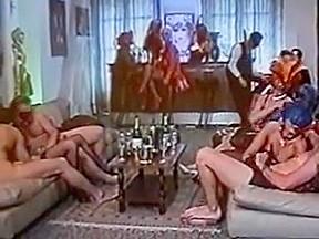 Crazy amateur party movie...