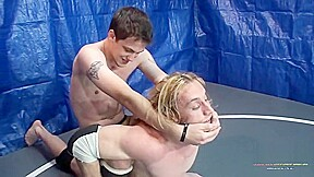 Wrestling try to watch for like in your...