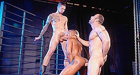 Spencer reed colin black troy haydon in fucked...