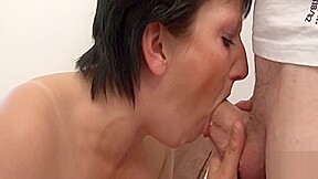 French mature ass pounded and pussy fisted...