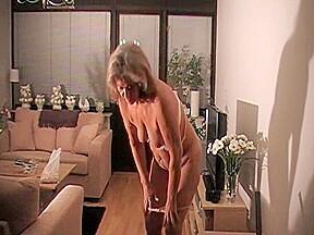 Granny vacuums...