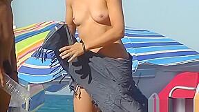 Beach spycam...