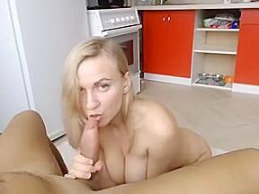 Blonde amateur bitch...